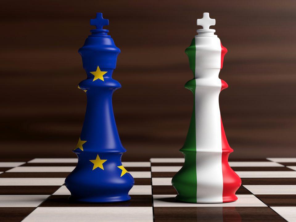 Italian budget v EU
