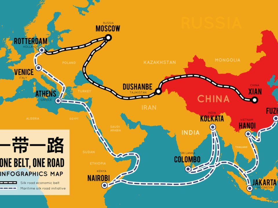 One Belt One Road Initiative