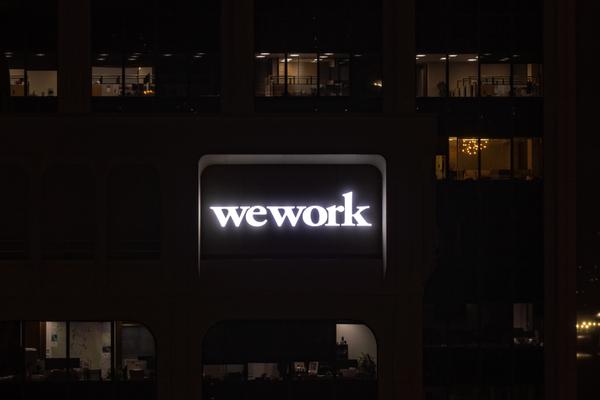 WeWork Up-C