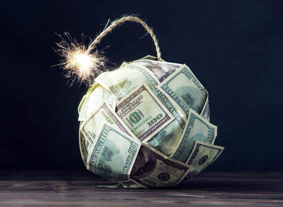 Financial Crisis Image